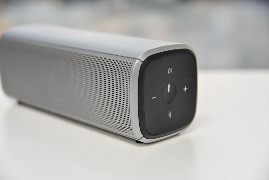 Find Peace in a Wireless Speaker