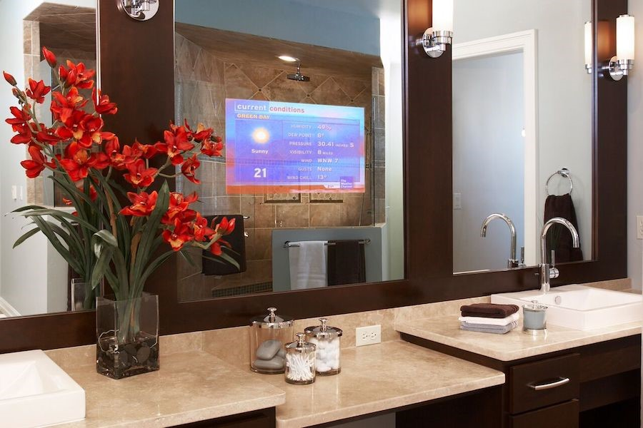 The Rise of Hidden TVs at Home