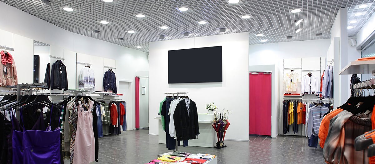 header space commercial retail