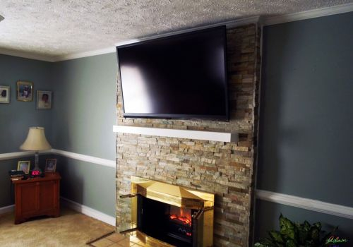Fireplace_Mount
