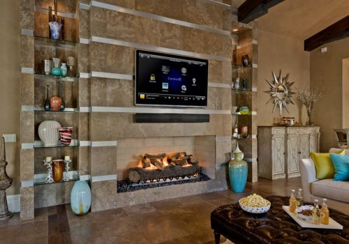 Granite_Fireplace_mount_Control4