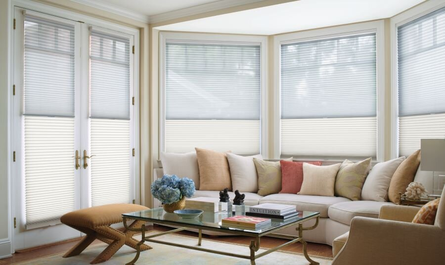 Cut Energy Expenses This Summer with Hunter Douglas Motorized Shades