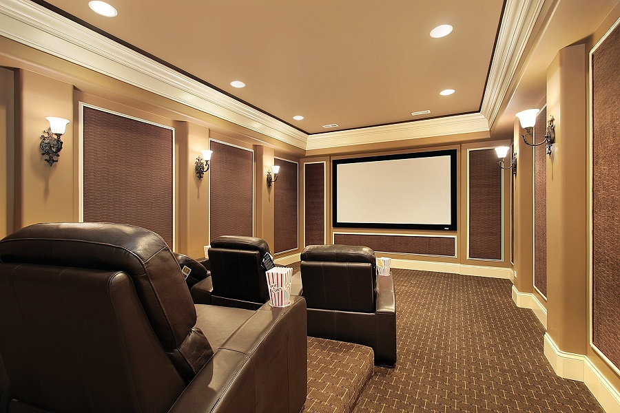 Does Seating Affect Your Home Theater Design?