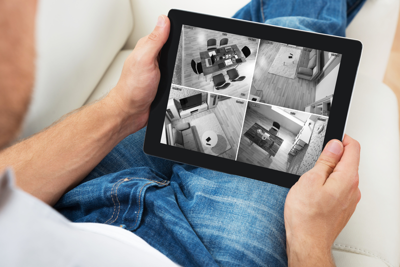 Keeping Your Home Safe Through Smart Home Automation