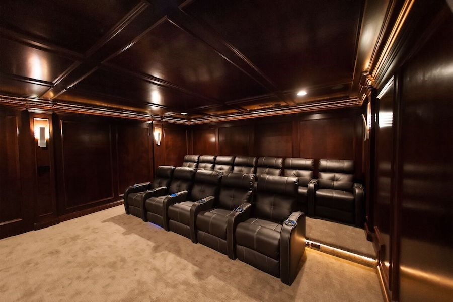 Dedicated Cinema: An Elegant Upgrade to Your Home