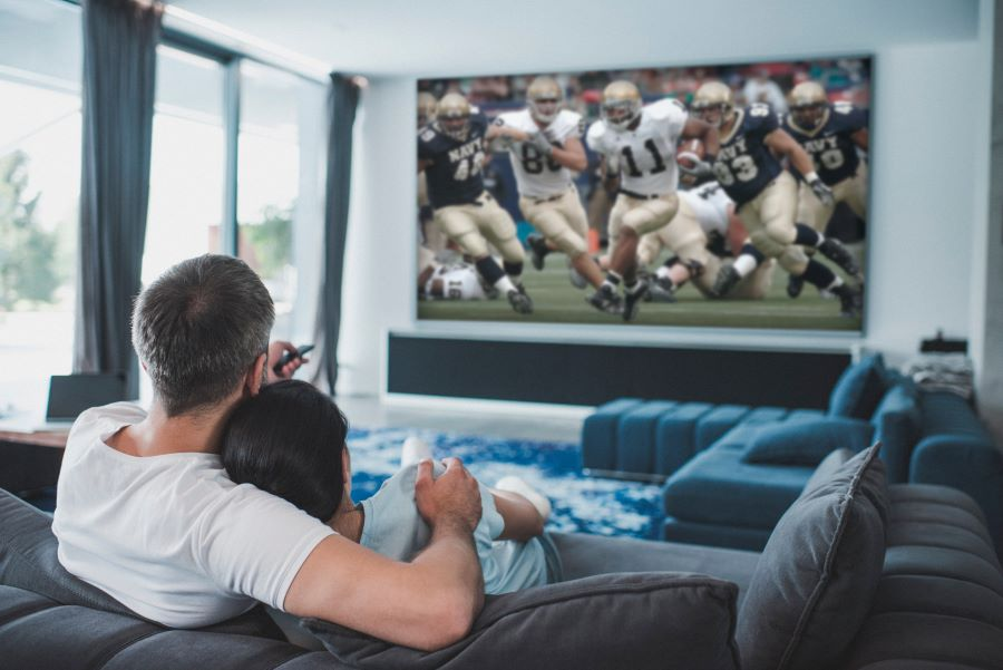 Are You Ready for Football With Unrivaled TV and Sound Systems?